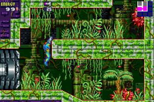 Metroid Fusion GBA 78