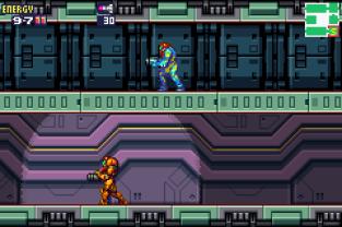 Metroid Fusion GBA 86