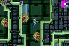 Metroid Fusion GBA 87
