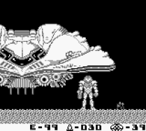 Metroid II - Return of Samus Game Boy 02