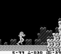 Metroid II - Return of Samus Game Boy 03