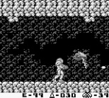 Metroid II - Return of Samus Game Boy 05