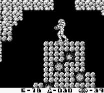 Metroid II - Return of Samus Game Boy 08