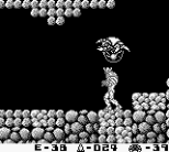 Metroid II - Return of Samus Game Boy 13