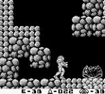 Metroid II - Return of Samus Game Boy 14