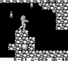 Metroid II - Return of Samus Game Boy 21