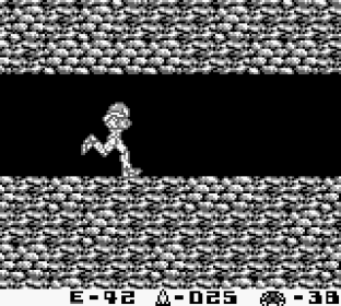Metroid II - Return of Samus Game Boy 23