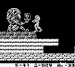 Metroid II - Return of Samus Game Boy 28