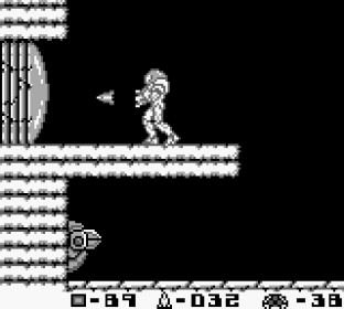 Metroid II - Return of Samus Game Boy 31