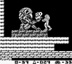 Metroid II - Return of Samus Game Boy 32