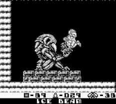 Metroid II - Return of Samus Game Boy 33