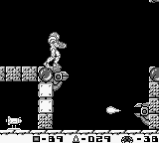 Metroid II - Return of Samus Game Boy 34
