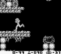 Metroid II - Return of Samus Game Boy 44