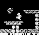 Metroid II - Return of Samus Game Boy 47