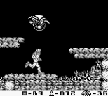 Metroid II - Return of Samus Game Boy 49