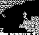 Metroid II - Return of Samus Game Boy 51