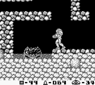 Metroid II - Return of Samus Game Boy 53