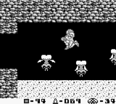 Metroid II - Return of Samus Game Boy 54