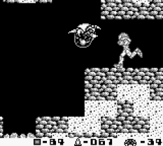 Metroid II - Return of Samus Game Boy 55
