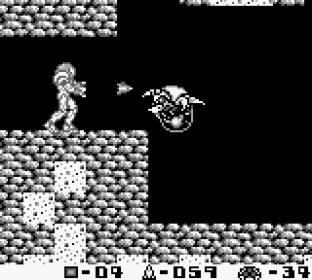 Metroid II - Return of Samus Game Boy 56