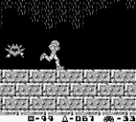 Metroid II - Return of Samus Game Boy 58