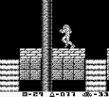 Metroid II - Return of Samus Game Boy 62