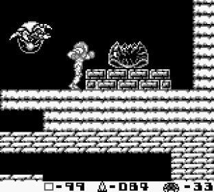 Metroid II - Return of Samus Game Boy 64