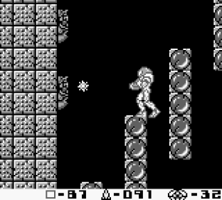 Metroid II - Return of Samus Game Boy 67