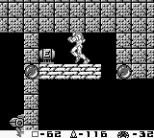 Metroid II - Return of Samus Game Boy 70