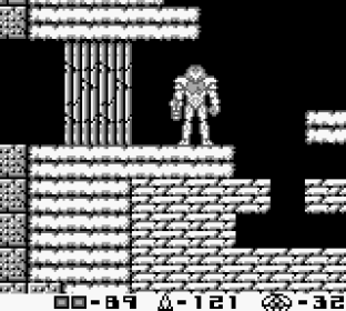 Metroid II - Return of Samus Game Boy 75