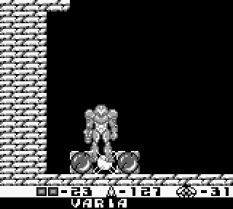 Metroid II - Return of Samus Game Boy 76