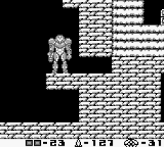 Metroid II - Return of Samus Game Boy 77