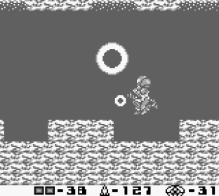 Metroid II - Return of Samus Game Boy 78