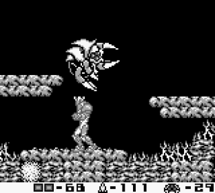 Metroid II - Return of Samus Game Boy 86