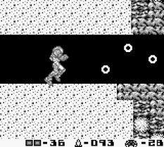Metroid II - Return of Samus Game Boy 88