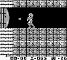 Metroid II - Return of Samus Game Boy 92