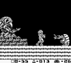 Metroid II - Return of Samus Game Boy 93