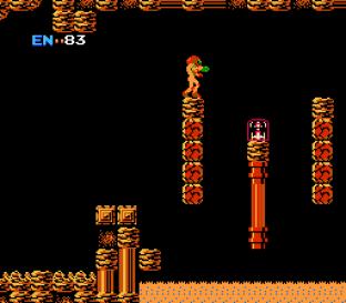 Metroid NES 12