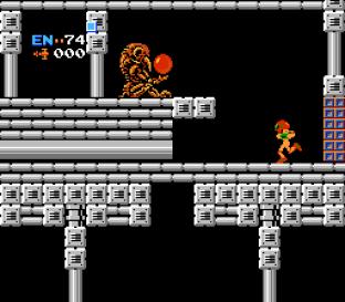 Metroid NES 20