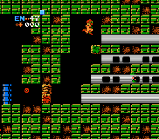 Metroid NES 21
