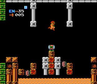 Metroid NES 23