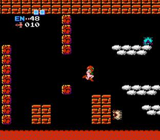 Metroid NES 34
