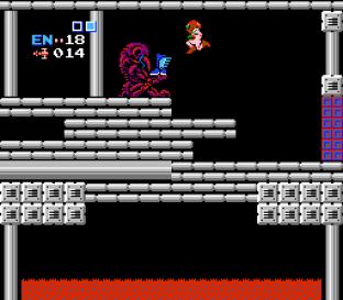 Metroid NES 42