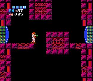 Metroid NES 89