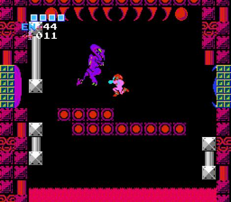 Metroid NES 92