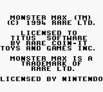 Monster Max Game Boy 02