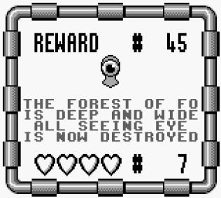 Monster Max Game Boy 55