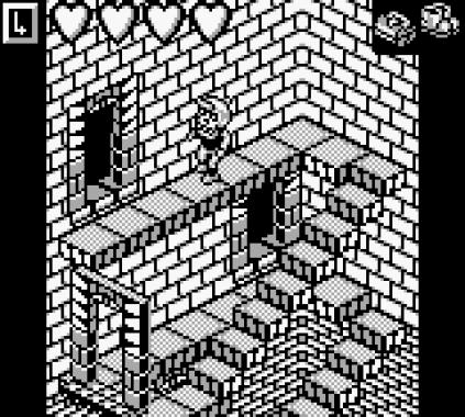 Monster Max Game Boy 64