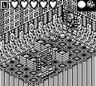 Monster Max Game Boy 76