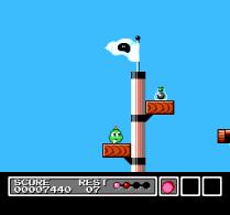 Mr Gimmick NES 29